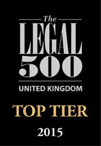 Legal 500 Accreditation