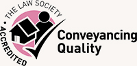 Law Society's Conveyancing Quality Scheme member since 2010