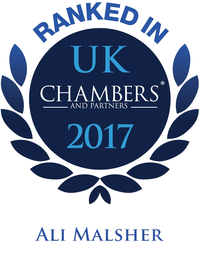 Top Ranked - Chambers & Partners