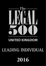 Legal 500 Leading Indvl